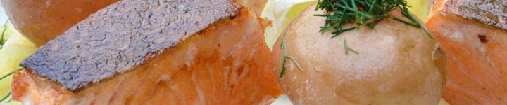 Panparty Vlees en vis